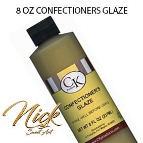 8 OZ CONFECTIONERS GLAZE