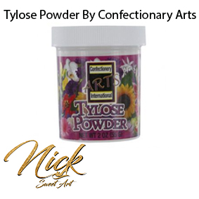 Tylose Powder By Confectionary Arts