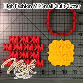 High Fashion MK Small Quilt Cutter