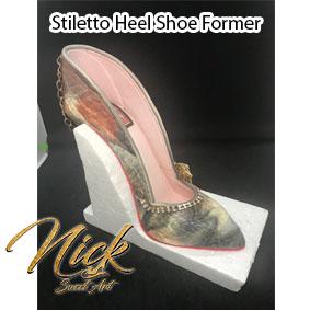 Stiletto Heel Shoe Former