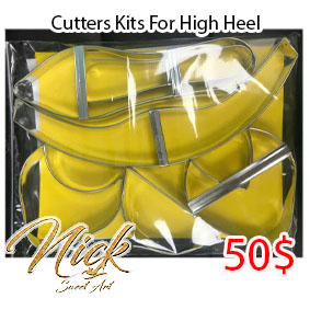 Cutters Kits For High Heel